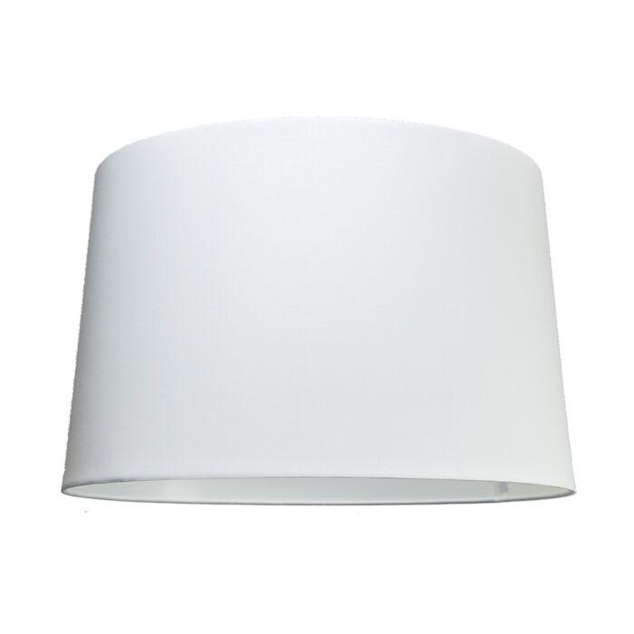 Lampenschirm-50cm-rund-SU-E27-weiß