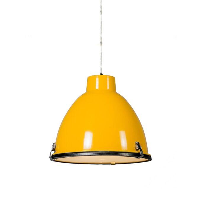 Pendelleuchte-Anteros-38-gelb