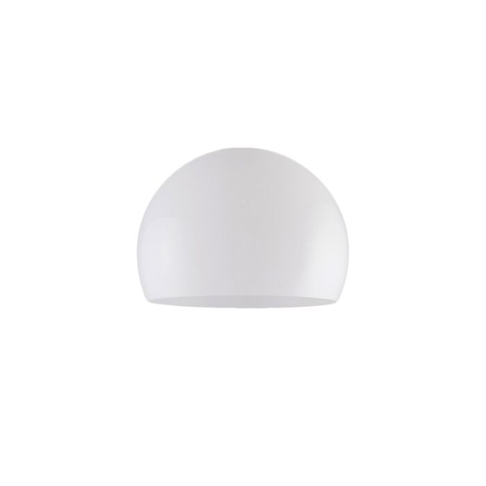 Lampenschirm-in-Kugelform-30/22-opalweiß---Globe