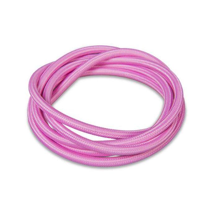 Textilkabel-1-Meter-rosa