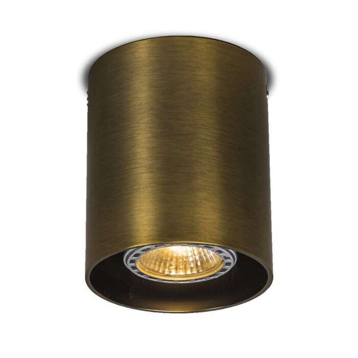 Deckenstrahler-Tubo-1-bronze