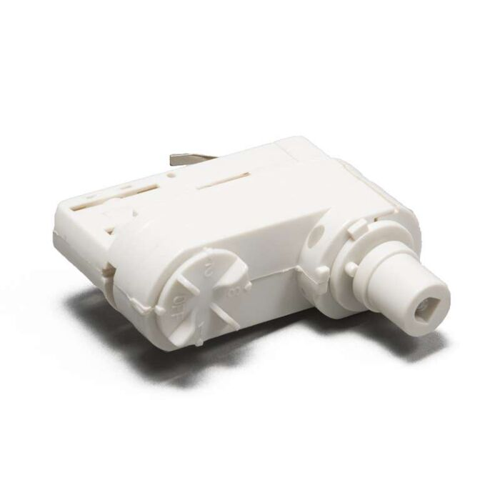 Pendelleuchten-Adapter-für-3-Phasen-Schienensystem-weiß