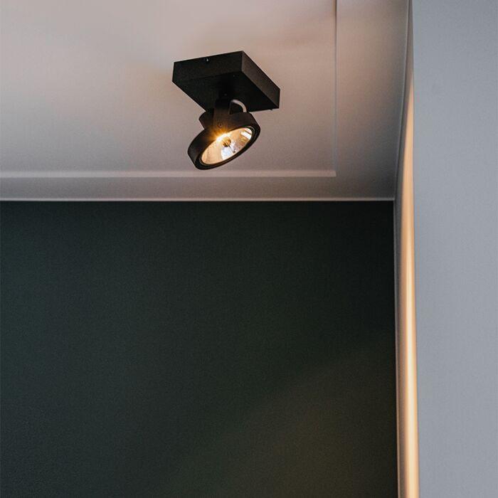 Design-Spot-schwarz-verstellbar-1-flammig-inkl.-LED---Go