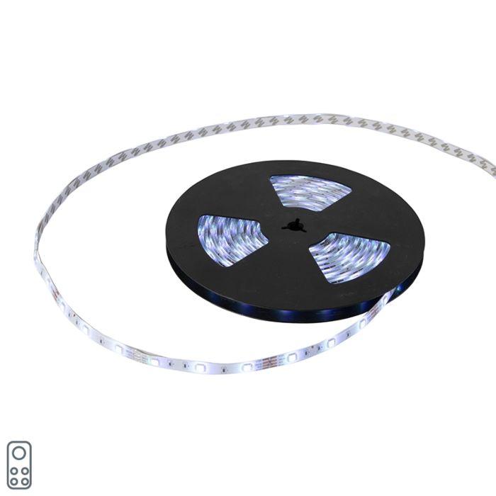 Flexibler-LED-Streifen-10-Meter-mehrfarbiges-RGB
