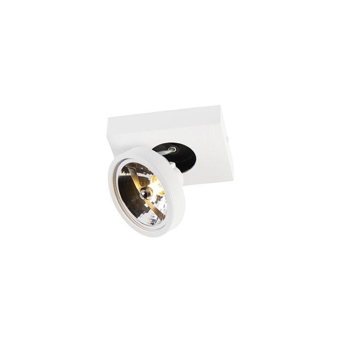 Moderner-Spot-weiß-schwenk--und-neigbar---Go-1