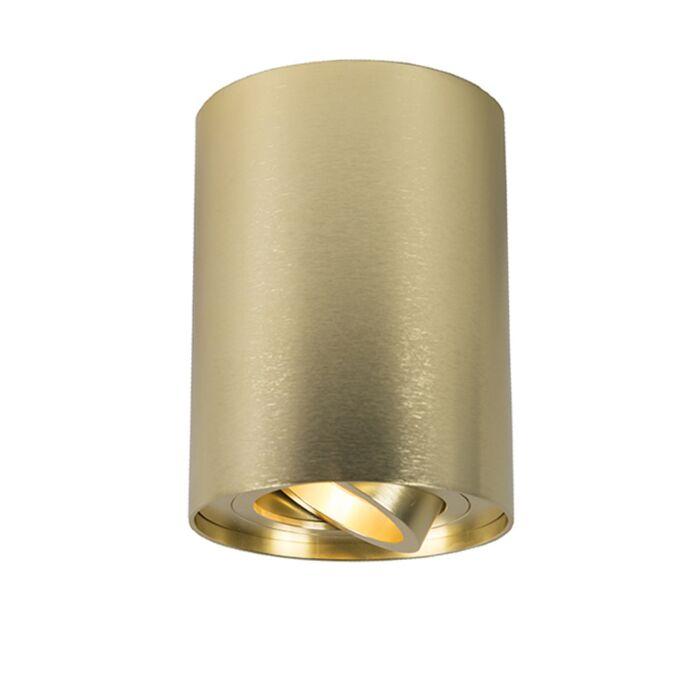 Spot-Gold-/-Messing-dreh--und-neigbar---Rondoo-up
