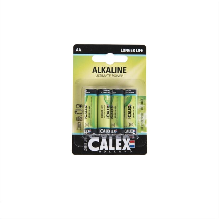 4er-Pack-AA-Batterien---Penlite-Alkaline-Longlife