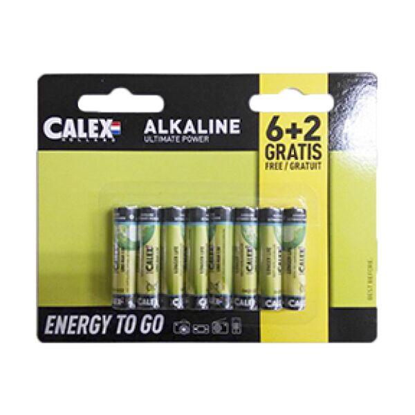 8-Pack-AAA-Batterien---Penlite-Alkaline