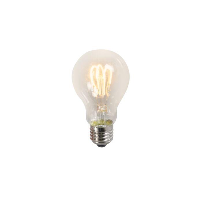 Gedrehtes-Filament-LED-Lampe-A60-3W-2200K-klar