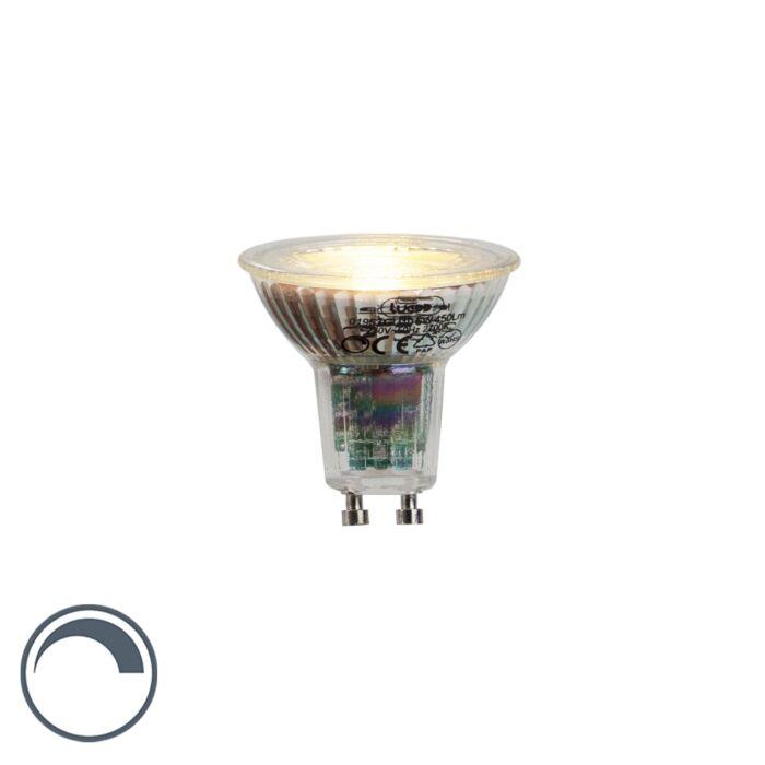 GU10-LED-Lampe-6W-450-Lumen-2700K-dimmbar