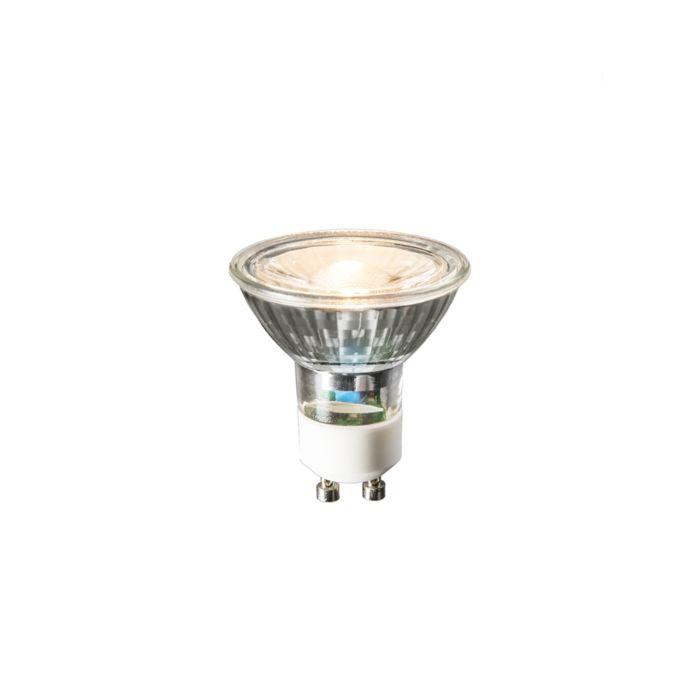 LED-Leuchtmittel-GU10-240V-3W-230lm-warmweiß