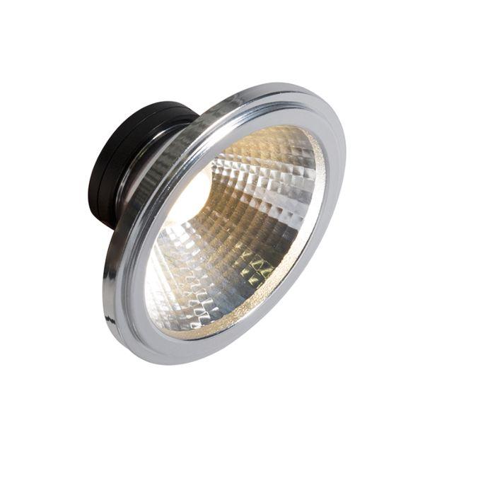 AR111-LED-Lampe-COB-7W-24°