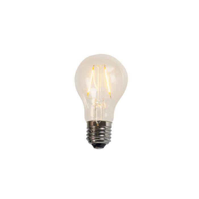 Filament-Lampe-LED-A60-2W-2200K-klar