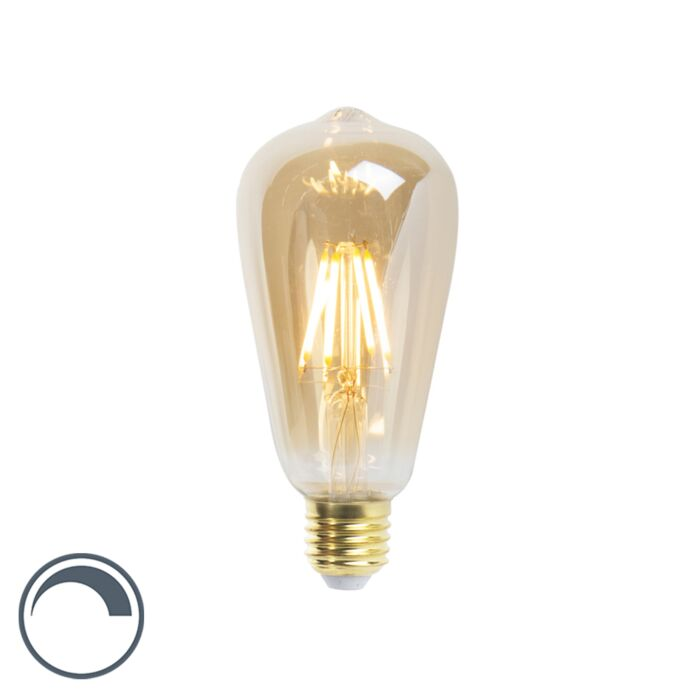 E27-dimmbare-LED-Glühlampe-ST64-5W-360-Lumen-2200K