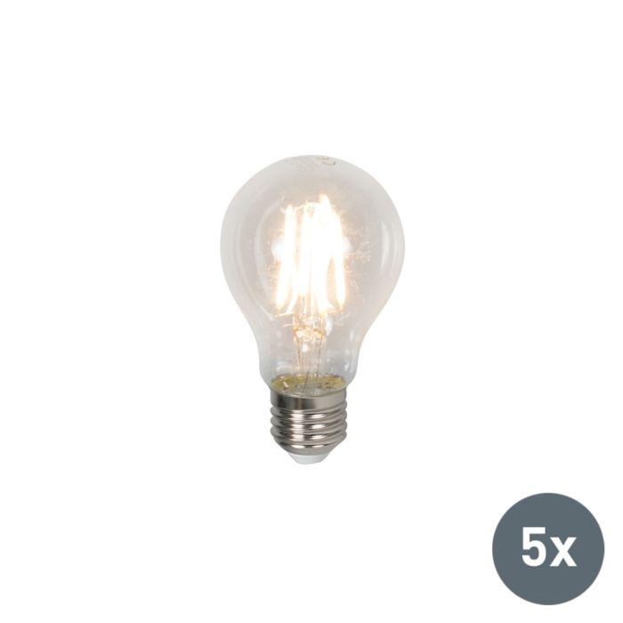 5er-Set-LED-Leuchte-E27-4W-400-lumen-warmweiß