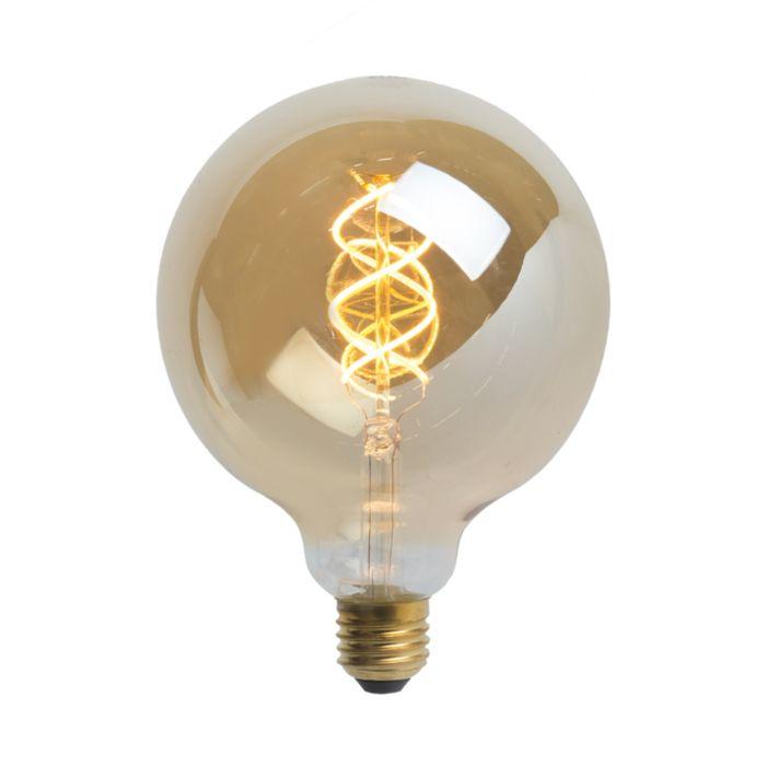 LED-Fadenlampe-Kugellampe-E27-5W-300-Lumen-warmweiß-2200K
