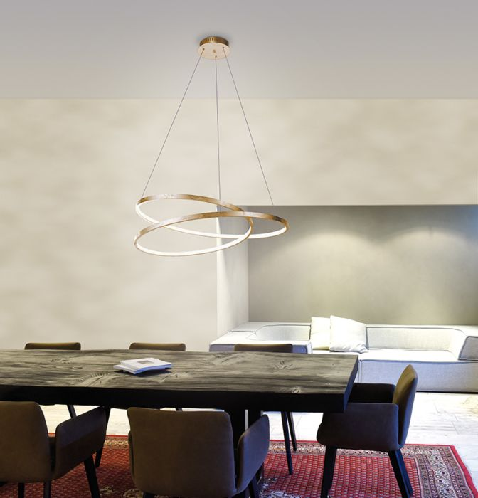 Design-hanglamp-goud-72cm-incl.-LED-dimbaar---Rowan
