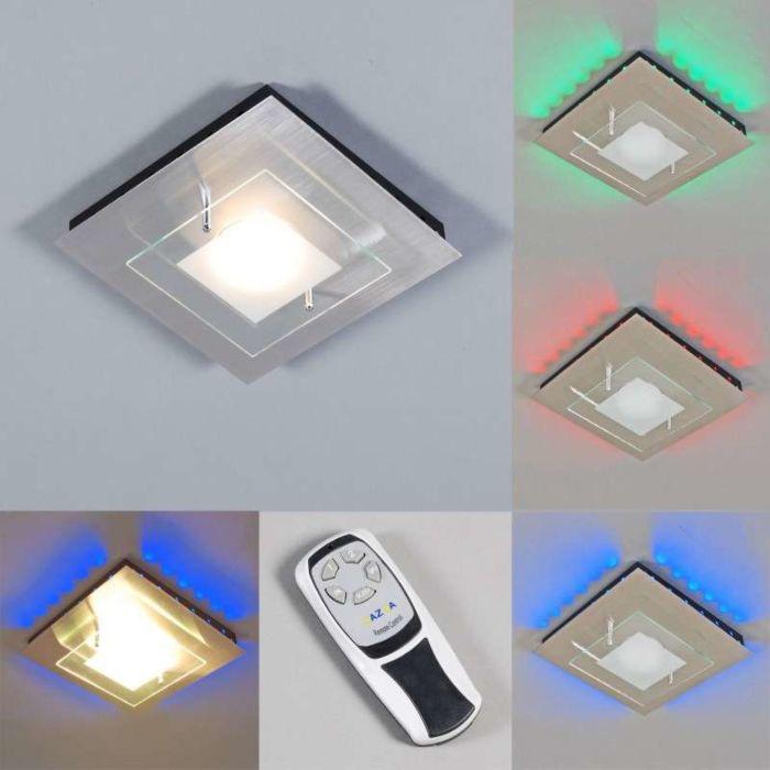 Deckenleuchte-Plate-GX-RGB-LED-stahl