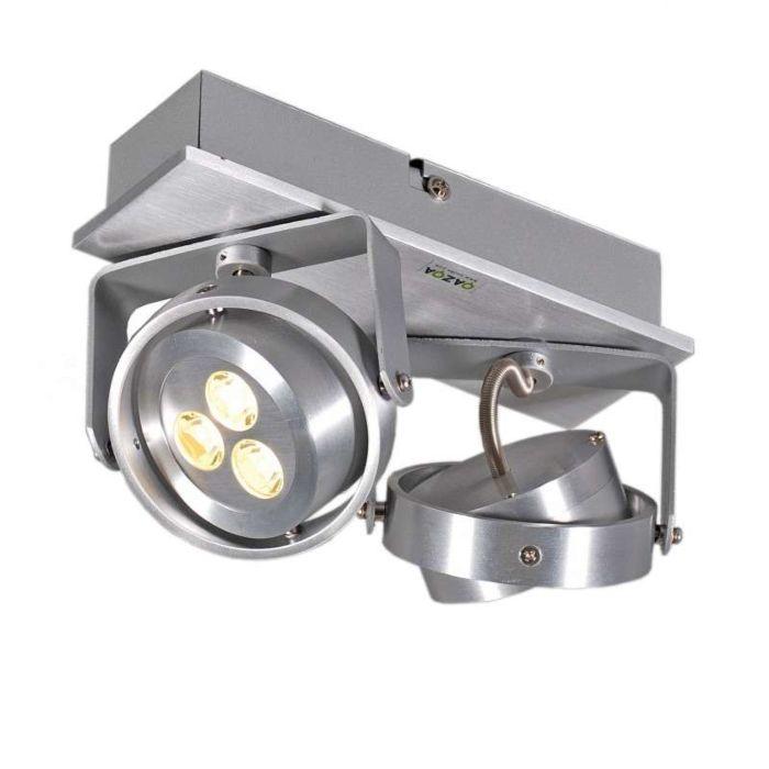 LED-Strahler-Keoni-2-Aluminium