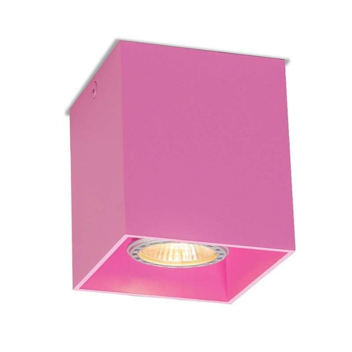 Deckenstrahler-Qubo-1-rosa