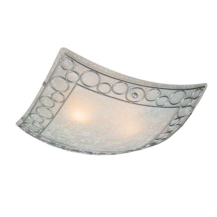 Deckenleuchte-Titan-viereckig-mit-Glas
