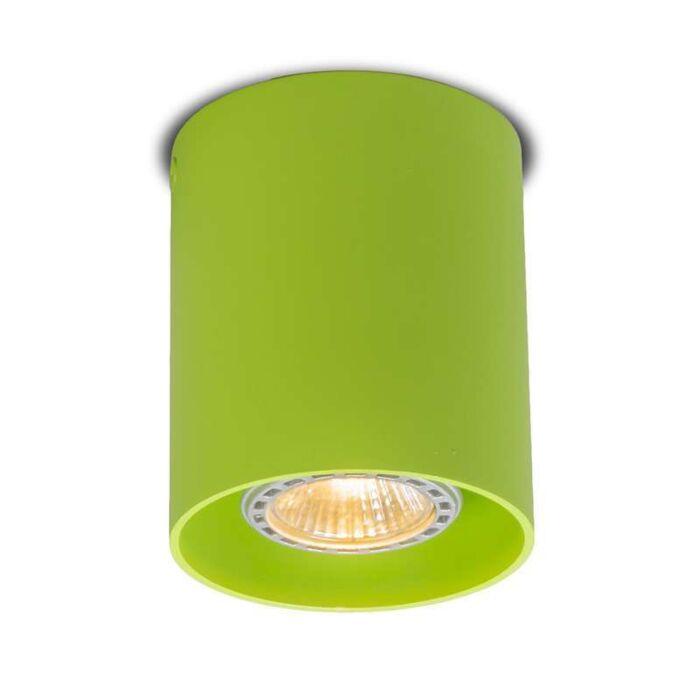 Deckenstrahler-Tubo-1-grün