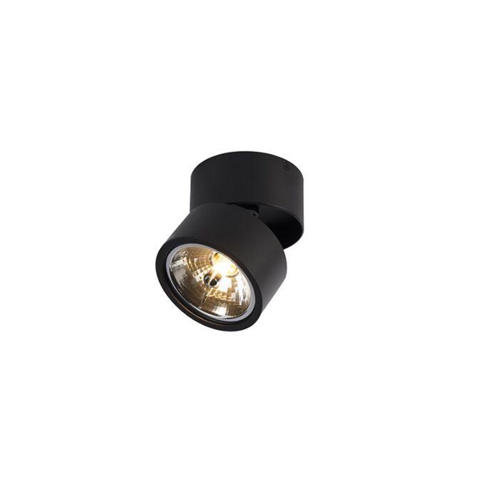 Modernes-Spot-Black-verstellbar---Go-Nine-Tubo