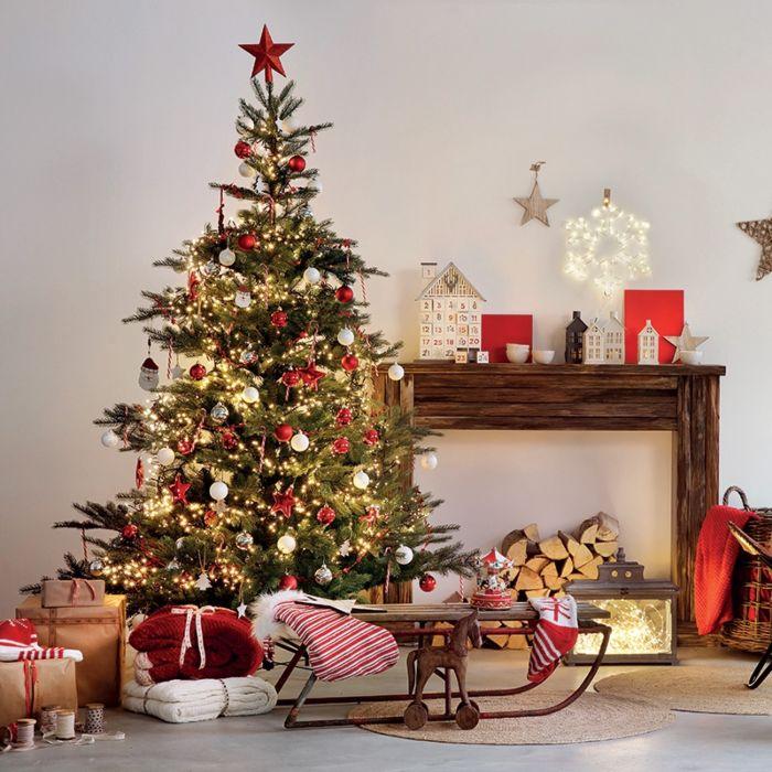 Weihnachtsbaum-hellgrün-warm-weiße-LEDs-1,8-Meter