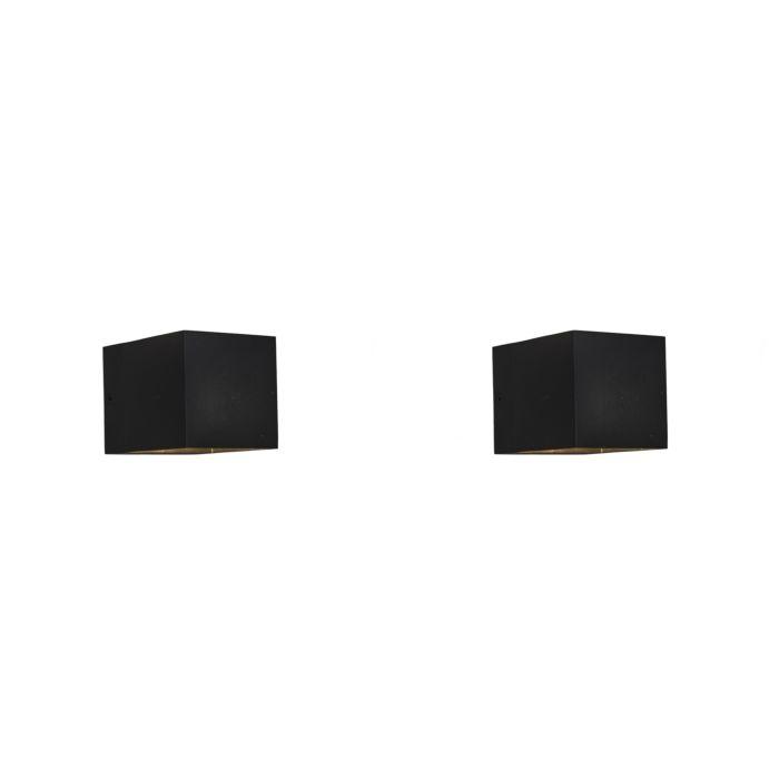 Set-van-2-wandlampen-Transfer-zwart