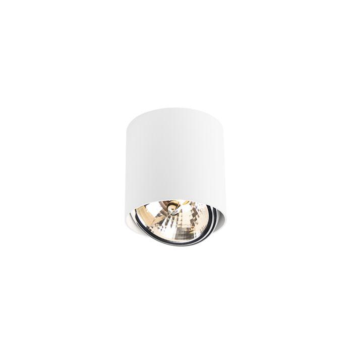 Design-Strahler-Zylinder-weiß---Impact-Up-G9