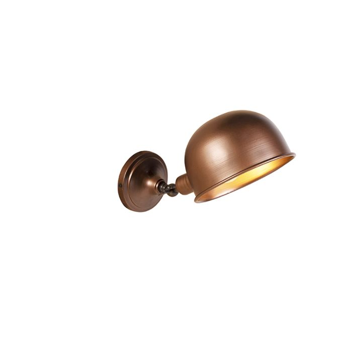 Industrielle-Wandlampe-antikes-Kupfer---Spey