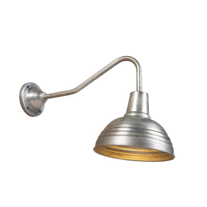 Industrielle-Wandlampe-Antik-Zink---Tay