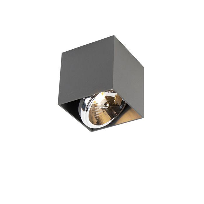 Design-Spot-dunkelgrau-1-Licht---Box