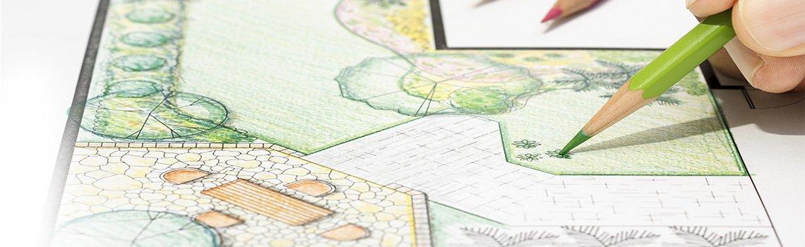 Lichtplan für deinen Garten