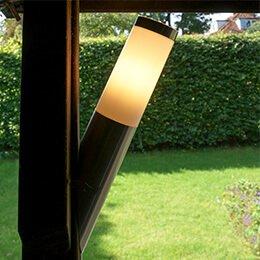 Lampenundleuchten - Solar Gartenbeleuchtung installieren