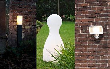 Welche Art Gartenbeleuchtung benötigst du